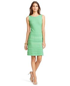 Lauren Ralph Lauren Sleeveless Sweater Dress - Dresses - Women - Macy's