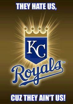 KC ROYALS!!!!