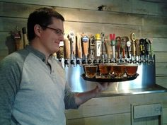 The Growler Brings Craft Beer on Tap to Cooper-Young - Memphis Stew - January 2014 - Memphis
