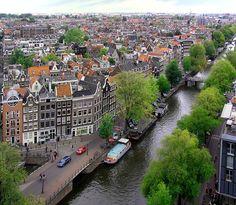 TheWesterkerk, Amsterdam, Netherlands.