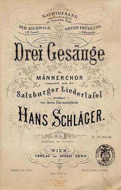 Victorian Vintage Design Typography