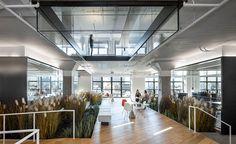 Horizon Media Headquarters by Architecture + Information in New York City. Photo © Magda Biernat.
