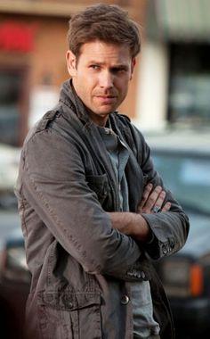 matt vampire diaries | Ready for Some X-Rated Vampire Diaries Action? Matt Davis Sure Is! | E ...