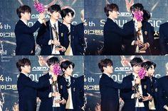 150122 BTS at 24th Seoul Music Awards ♡