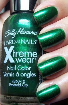 Sally Hansen - Xtreme wear - Emerald City