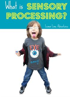 What is Sensory Processing