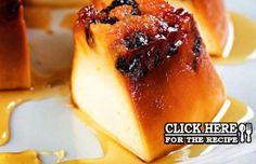 How to make Portuguese bread pudding (Pudim de pão).