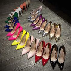 choose your..... #fashion #shoes #top #style