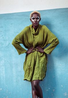 Fashion, Editorial and Commercial - Ramona Fouziah Nanyombi