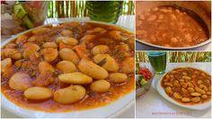 ΜΑΓΕΙΡΙΚΗ ΚΑΙ ΣΥΝΤΑΓΕΣ: Γίγαντες κατσαρόλας απίθανοι !!! Greek Recipes, Vegan Recipes, Cookbook Recipes, Cooking Recipes, Chana Masala, Clean Eating, Vegetables, Health, Ethnic Recipes