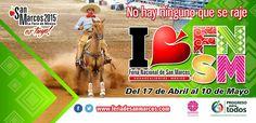 Feria de San Marcos #Aguascalientes, México