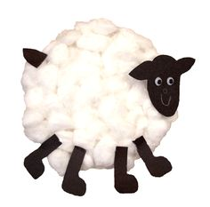 lamb crafts for easter