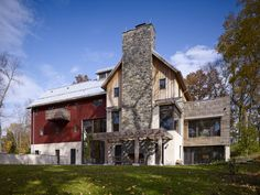 Solar-Powered Bragg Hill Barn-Inspired Home Was Built to Last ...