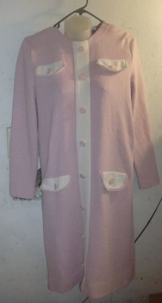 Vintage Pink and White Castleberry Dress by PatsapearlsBoutique, $49.99