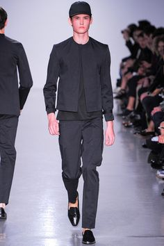 Lee Roach Spring 2014 Menswear Collection Slideshow on Style.com