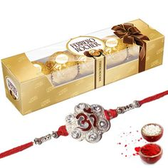 Gift Ideas for Rakhi: 5 Special Auspicious Rakhi – for Well Being & Pros...