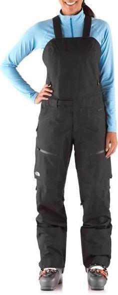 The North Face Fuse Brigandine Bib Snow Pants - Women s   REI Co-op bc6a87fb4e