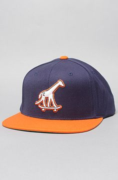 The Skate Giraffe Hat in Navy by LRG Core Collection #karmaloop http://digitalthreads.co