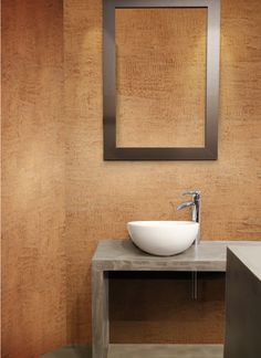 seamless wall and Floor. Walk-in shower with BEAL MORTEX BY INWALLS ...
