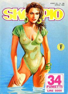 Fumetti EDITORIALE AUREA, Collana SKORPIO RACCOLTA n°196