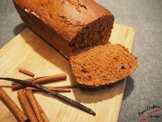 Chleb imbirowo-cynamonowy - Pani Doktor gotuje