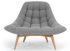 Retro-style Kolton chair at Made