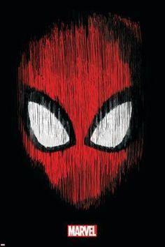 Spider-Man (Exclusive) Marvel Comics Poster - 30 x 46 cm Marvel Comics, Marvel Comic Universe, Marvel Art, Marvel Heroes, Marvel Cinematic Universe, Amazing Spiderman, Spiderman Art, Spiderman Drawing, Man Wallpaper