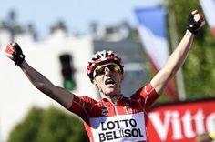 Tour de France: Gallopin takes an impressive victory