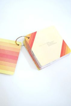 Cards portfolio
