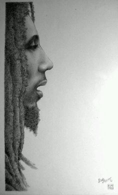 Bob Marley, by Joaquim Cruz