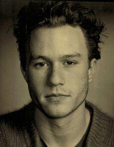 Heath Ledger, 12 March 2001