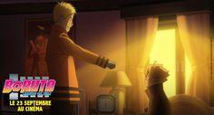Boruto : Naruto, le film - Sortie le 23 septembre 2015