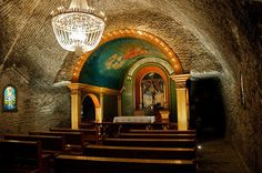mina de sal wieliczka- polonia - Buscar con Google