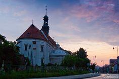 P h o t o g e o g r a p h y: Mirów - romantic quarter of city of Pińczów, Polan...
