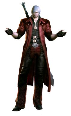 Dante, Devil May Cry 4