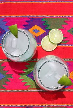 This classic margarita uses only 3 ingredients no mixes and will make you feel like it's summer any time of the year. Whip one up in How To Make Jam, How To Make Salad, Cocktail Recipes, Cocktails, Drinks, Raspberry Margarita, Margarita Tequila, Vegetable Pasta Recipes, Cooking Jam