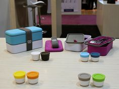 Monbento's stylish lunch box line is perfect for adults to take to work #lunch #lunchbox