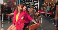 Katja, Malena, Chiara y Ana Jara Programa Musical, Disney Films, Fifth Harmony, Bff, Musicals, Fur Coat, It Cast, People, Watch