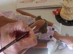 Retalhinho Chic Vamos brincar de boneca - YouTube