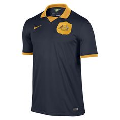 The 2014 Australia Stadium Men's Soccer Jersey.