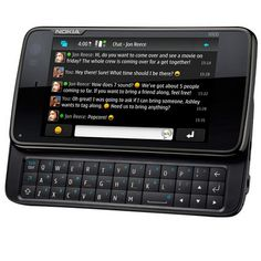 Nokia N900 - Will worth your communication needs & wants!!