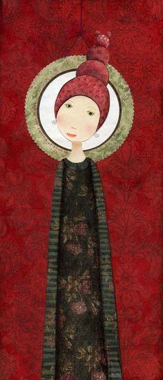 Who is the fairest... ART PRINT By Katherine door sleepandhersisters
