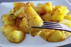 Очень вкусная жареная картошка: всегда будет мало