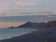 Puerto Penasco, Sandy Point, January 2002