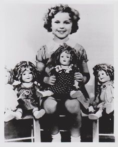 1935 Shirley Temple & Shirley Temple Dolls