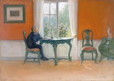 Carl Larsson, 1853-1919.