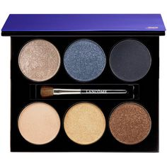 Lancome Color Design 6 Pan Palette Summer 2014 Collection Eyeshadow... found on Polyvore