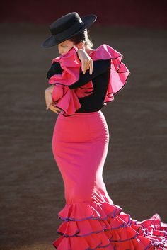 Mijas Flamenco Dancer at Sunset #18, Andalusia, Spain (1847) | Flickr - Photo  Sharing!