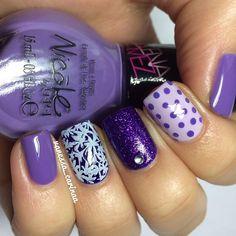 Instagram photo by vanessa_carinaa #nail #nails #nailart