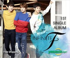#InfiniteF Single Album Vol. 1, #kpop -- click on the pic to order now